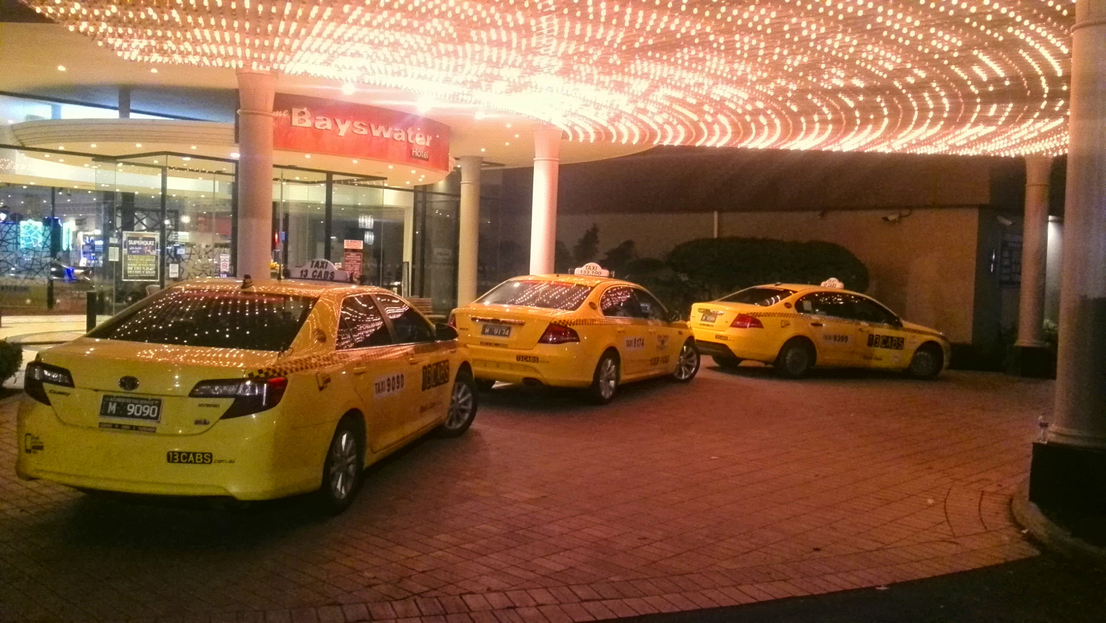 Reliable Transport From Your Local Bar or Club with Melbourne Eastern Taxis